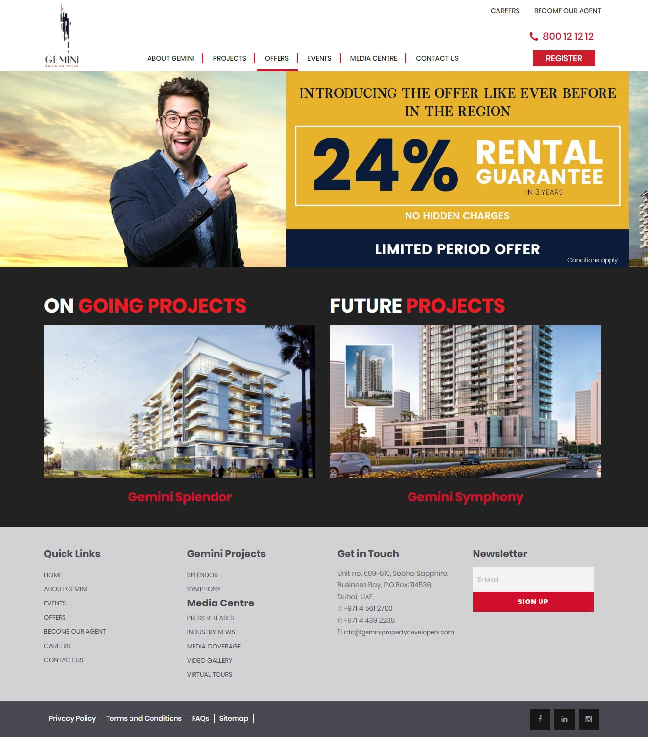 Gemini Property Developers